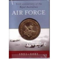 2001 $1 Air Force