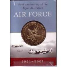 2001 $1 Air Force