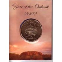 2002 $1 Outback C Mint Mark