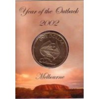 2002 $1 Outback M Mint Mark
