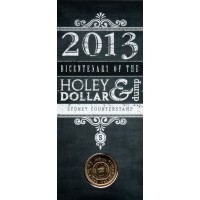 2013 $1 Holey Dollar and Dump S Counterstamp