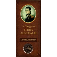 2014 $1 Terra Australis B Counter Stamp