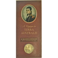 2014 $1 Terra Australis M Counter Stamp