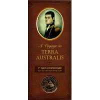 2014 $1 Terra Australis P Counter Stamp