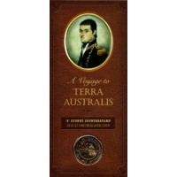 2014 $1 Terra Australis S Counter Stamp