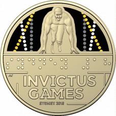 2018 $1 Invictus Games