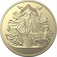 2019 $1 Treaty of Versailles