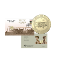 2019 $1 First Flight PNC - Vickers