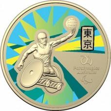 2020 $1 Australian Paralympic Team
