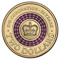 2013 $2 Coronation