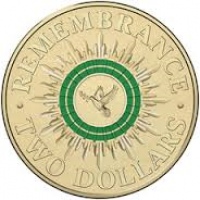 2014 $2 Remembrance Day