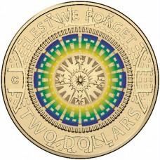 2017 $2 ANZAC Day 'C' Mint Mark