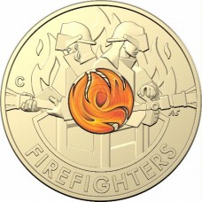 2020 $2 Fire Fighters Remembrance Day C Mint Mark