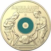 2021 $2 Ambulance 'C' mint mark
