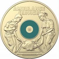 2021 $2 Ambulance