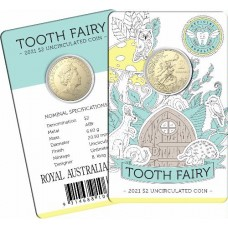2021 $2 Tooth Fairy