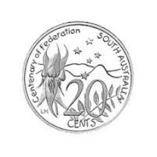 2001 20c South Australia