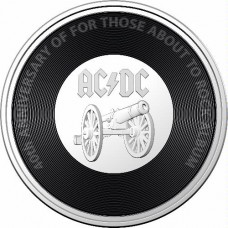 2021 20c AC/DC - For Those About To Rock