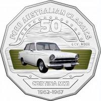 2017 50c Ford - Cortina MK1