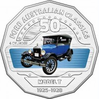 2017 50c Ford - Model T