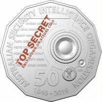 2019 50c ASIO Coin