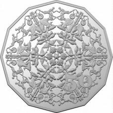 2019 50c Christmas Coin