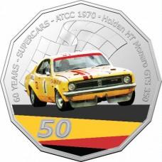 2020 50c Supercars 1970 Holden HT Monaro GTS 350