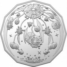 2020 50c Christmas Coin