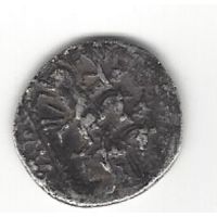 Roman Denarius 206-200BC RSC 20w