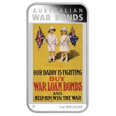 2016 $1 Wartime Posters - War Bonds