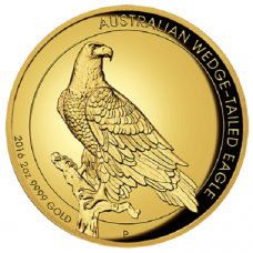2016 $200 Wedgetail Eagle Gold High Relief