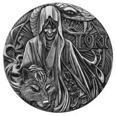 2016 $2 Norse Gods - Loki