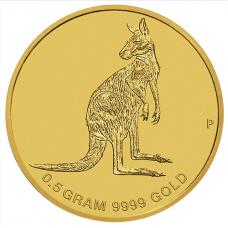 2016 $2 Mini Kangaroo