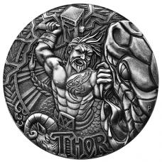 2016 $2 Norse Gods - Thor
