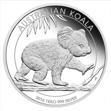 2016 $30 Koala Silver Proof