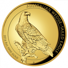 2016 $500 Wedgetail Eagle High Relief Gold Proof