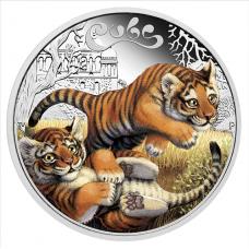 2016 50c The Cubs - Tiger Cubs