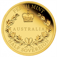 2017 $15 Half Sovereign Gold Proof