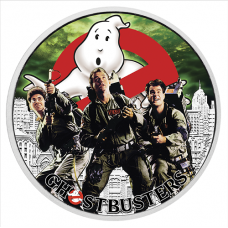 2017 $1 Ghost Busters - Crew