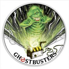 2017 $1 Ghostbusters - Slimer