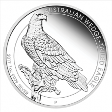 2017 $1 Wedgetail Eagle Silver Proof