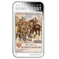 2017 $1 Wartime Posters - Australian Home League