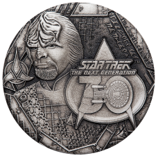 2017 $2 Star Trek - Next Generation - Lieutenant Commander Worf