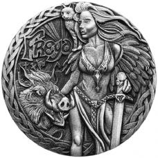 2017 $2 Norse Godesses - Freya