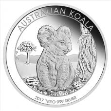 2017 $30 Koala Silver Proof