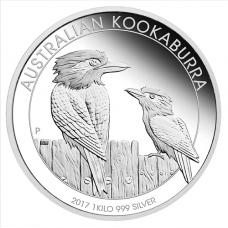 2017 $30 Kookaburra Silver Proof