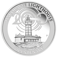 2018 $1 Macquarie Lighthouse Silver Proof