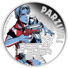 2018 $1 Ready Player One - Parzival