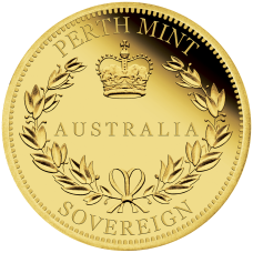 2018 $25 Sovereign Gold Proof