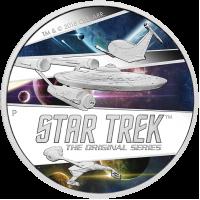 2018 $2 Star Trek - Ships